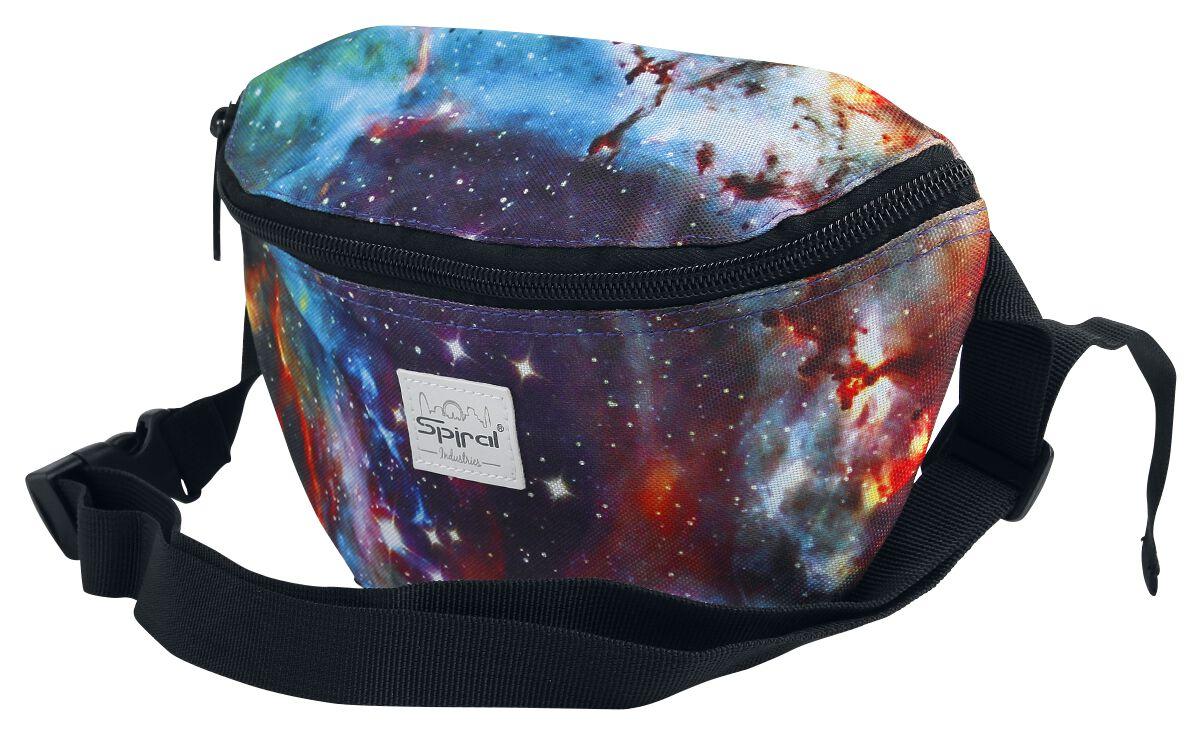 Marki - Torby i Plecaki - Torba na pas Spiral UK Galaxy Neptune Torba na pas wielokolorowy - 355373