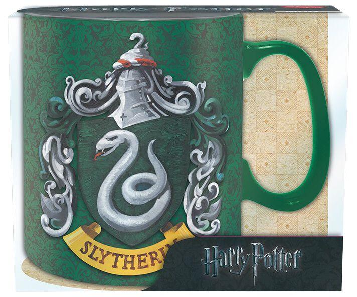 Harry Potter Slytherin Tasse grün ABYMUG299