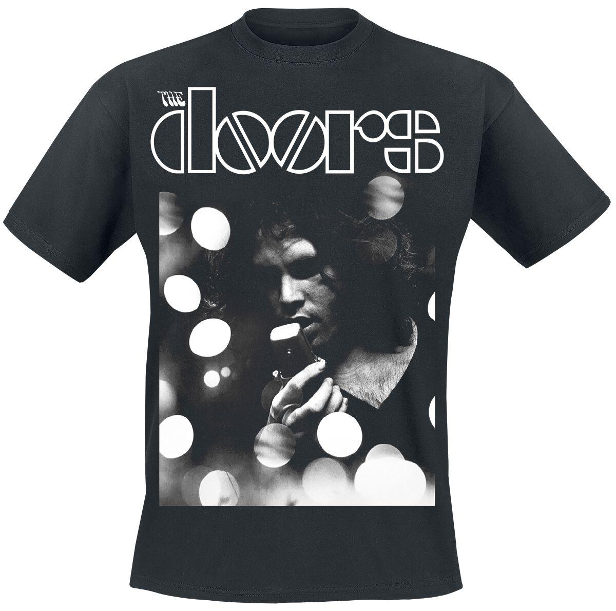 Zespoły - Koszulki - T-Shirt The Doors Highlights T-Shirt czarny - 355554