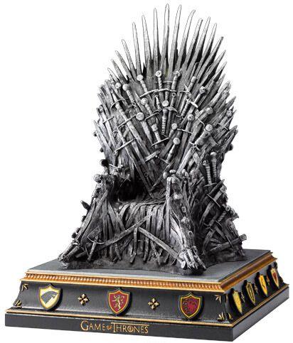 Game Of Thrones Eiserner Thron Statue Standard