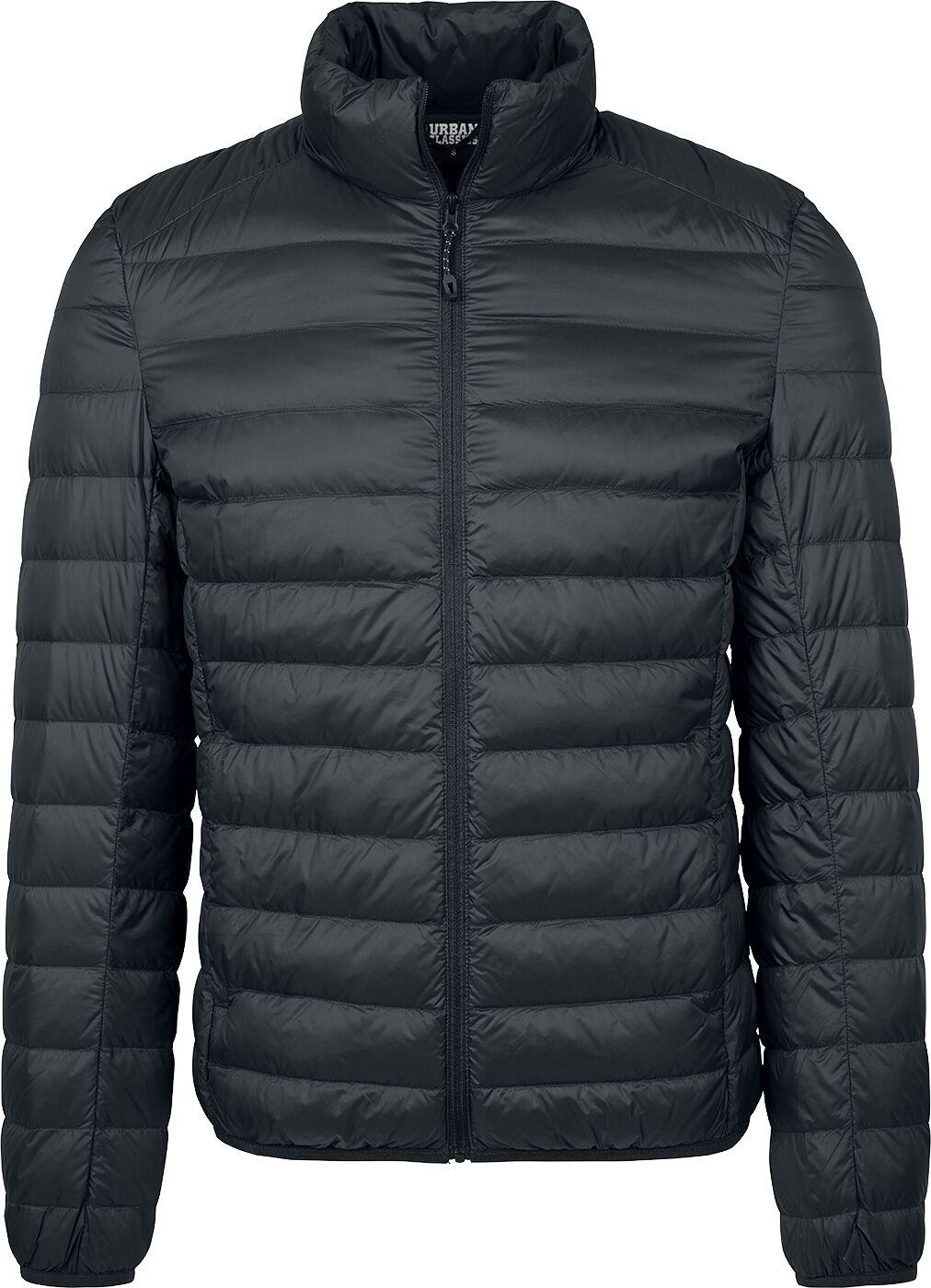 Image of   Urban Classics Basic Down Jacket Jakke sort