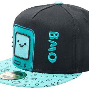 Adventure Time BMO Casquette Snapback multicolore