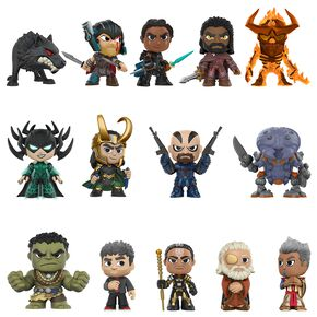 Thor 3 - Ragnarok Mystery Mini Blind Figurine de collection Standard