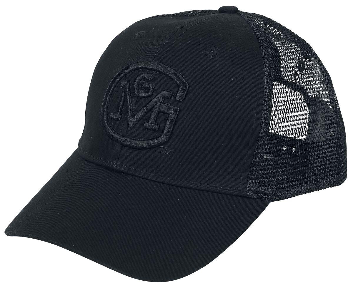 Merch dla Fanów - Czapki i Kapelusze - Czapka Trucker Cap Gas Monkey Garage Black Logo Czapka Trucker Cap czarny - 356218