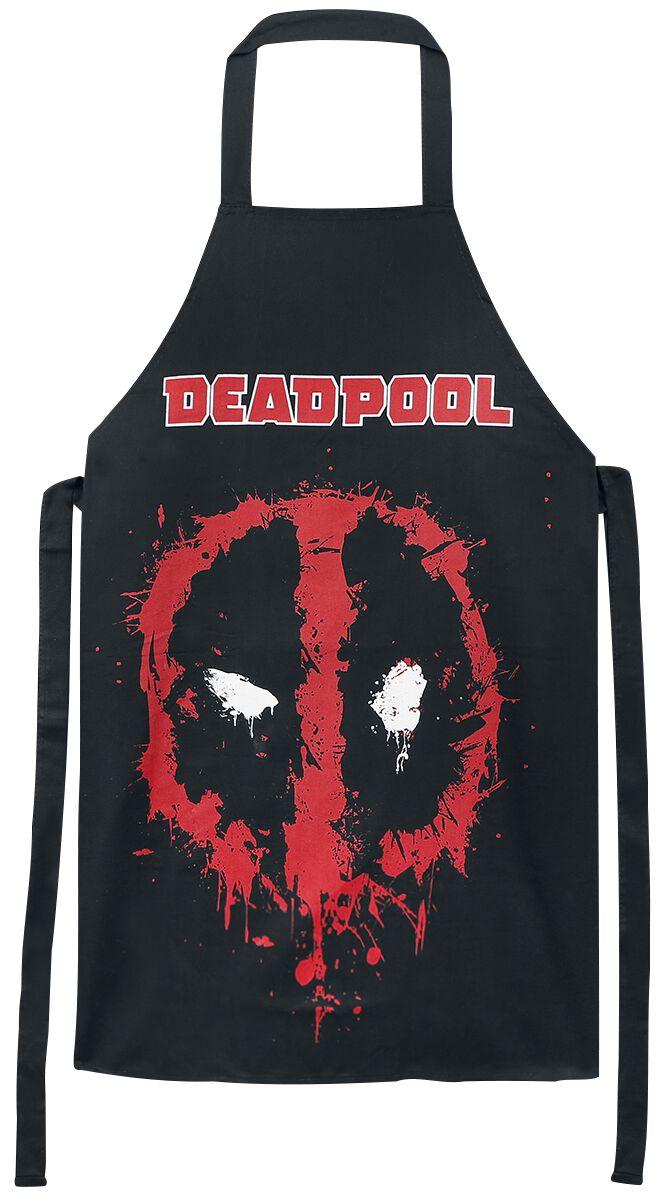 Image of   Deadpool Grillforklæde Standard