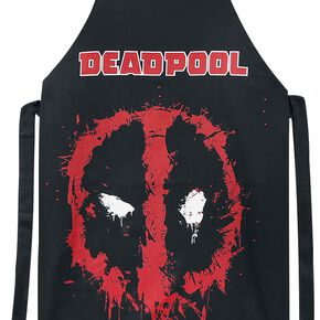 Deadpool Tablier barbecue Standard