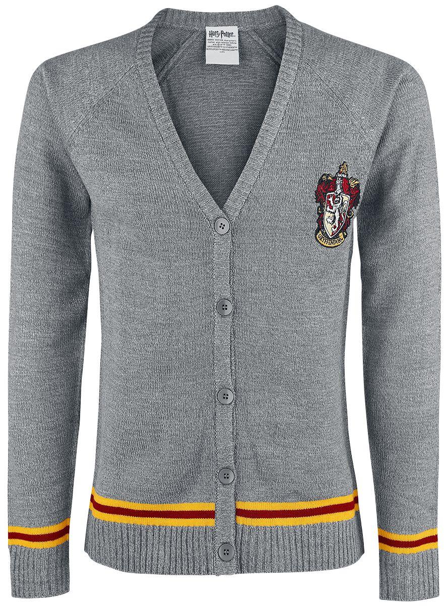 Image of   Harry Potter Gryffindor Cardigan multifarvet