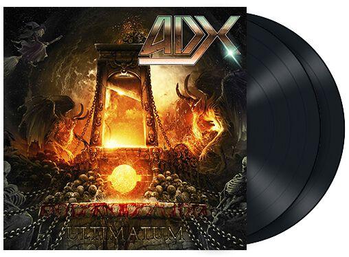 Image of ADX Ultimatum 2-LP schwarz