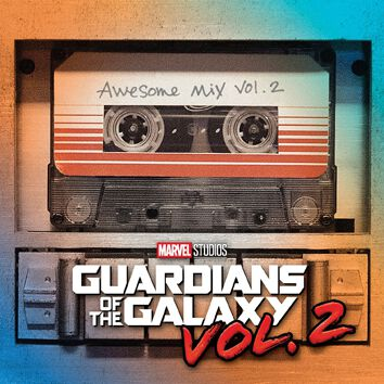 Image of   Guardians Of The Galaxy Awesome Mix Vol. 2 CD standard