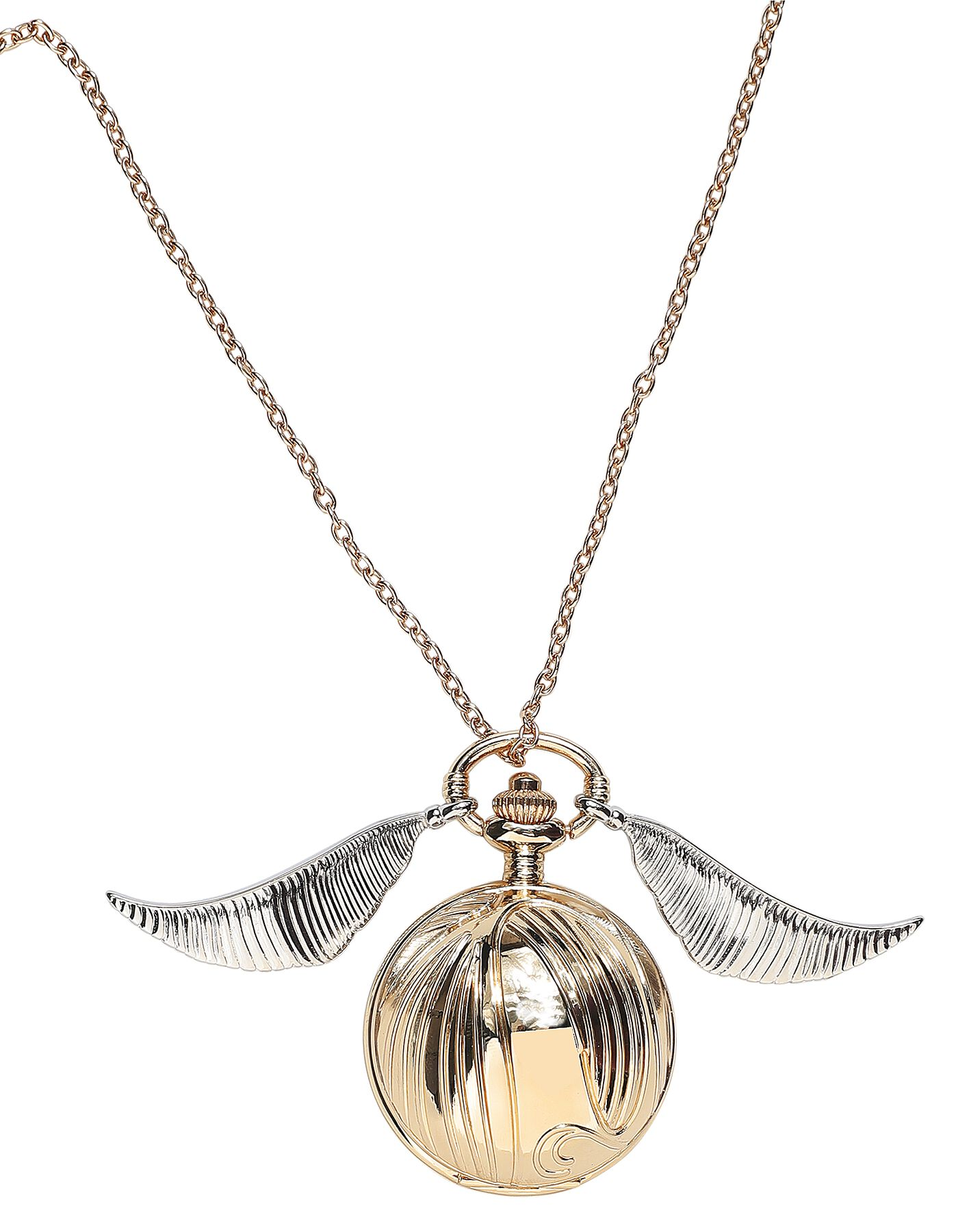 Image of   Harry Potter Golden Snitch Lommeur guld