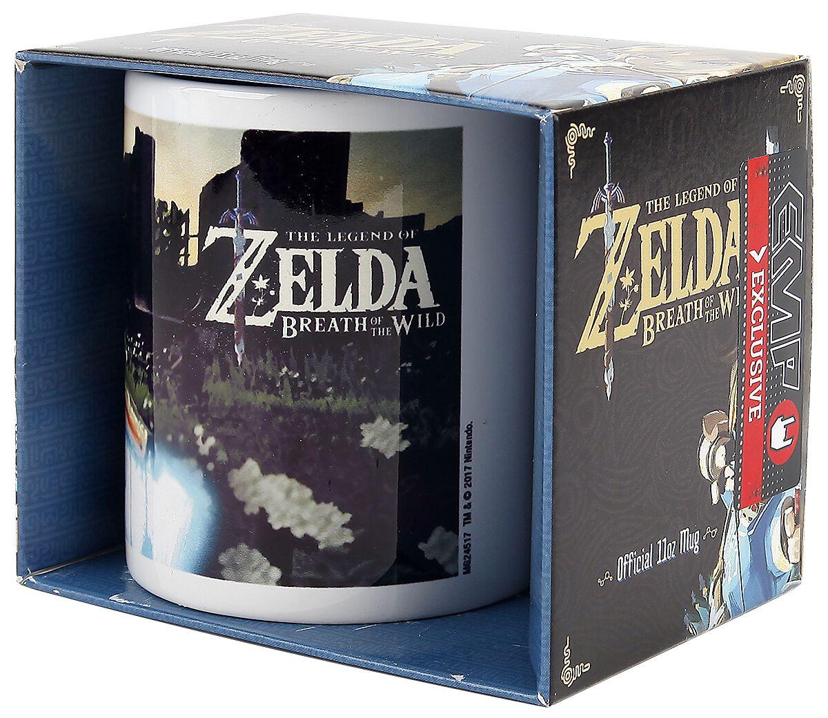 Image of   The Legend Of Zelda Breath Of The Wild Krus multifarvet