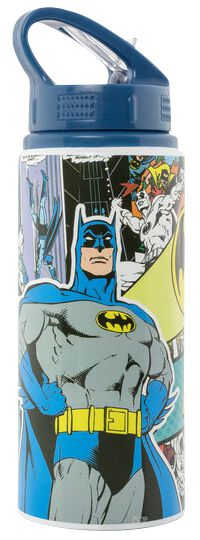 Image of   Batman Batman Wrap Drikkeflaske multifarvet