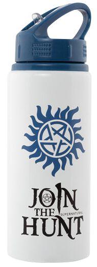 Image of   Supernatural Symbol Drikkeflaske multifarvet