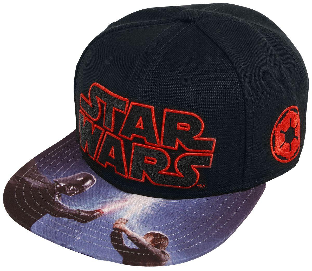 Image of   Star Wars Darth Vader - Fight Snapback Cap sort