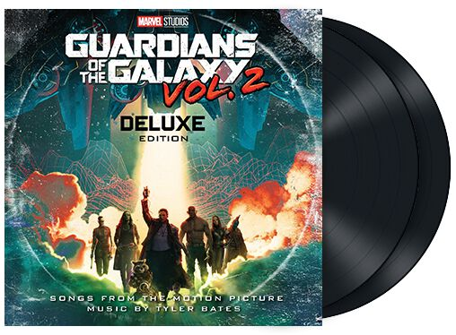 Image of   Guardians Of The Galaxy Awesome Mix Vol. 2 2-LP standard