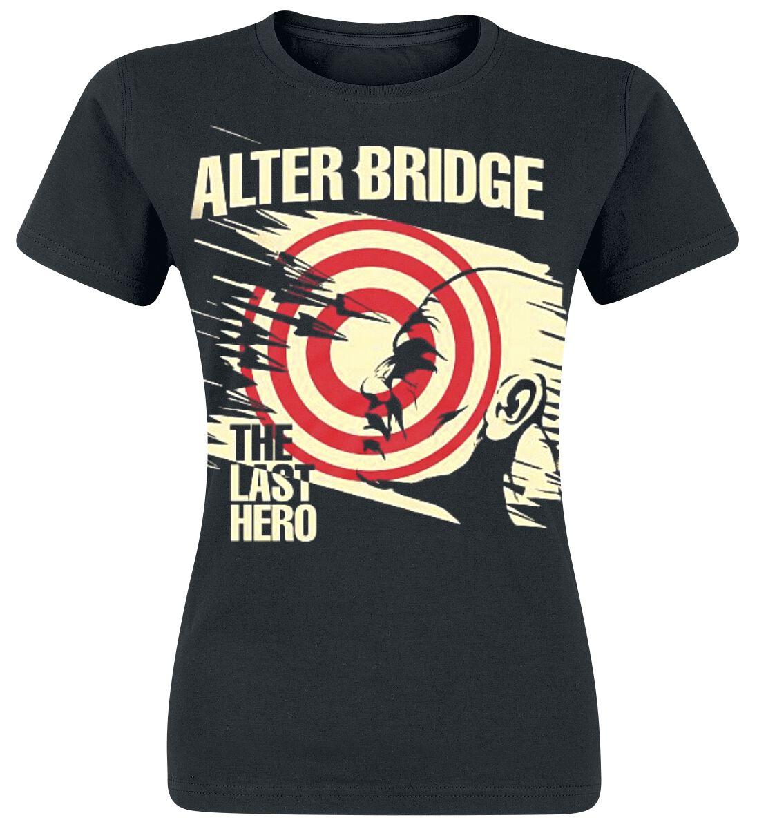 Zespoły - Koszulki - Koszulka damska Alter Bridge The Last Hero Koszulka damska czarny - 357057