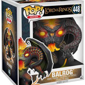 Figurine Le Seigneur des Anneaux Balrog 15cm Funko Pop!