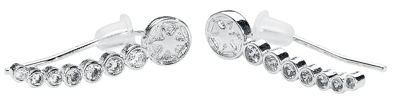 Image of   Star Wars Empire Ørestik sæt sølvfarvet