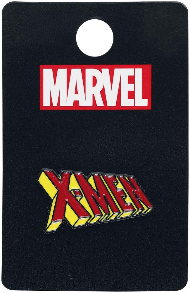 Merch dla Fanów - Przypinki - Przypinka X-Men X-Men Przypinka żółty/czerwony - 357513