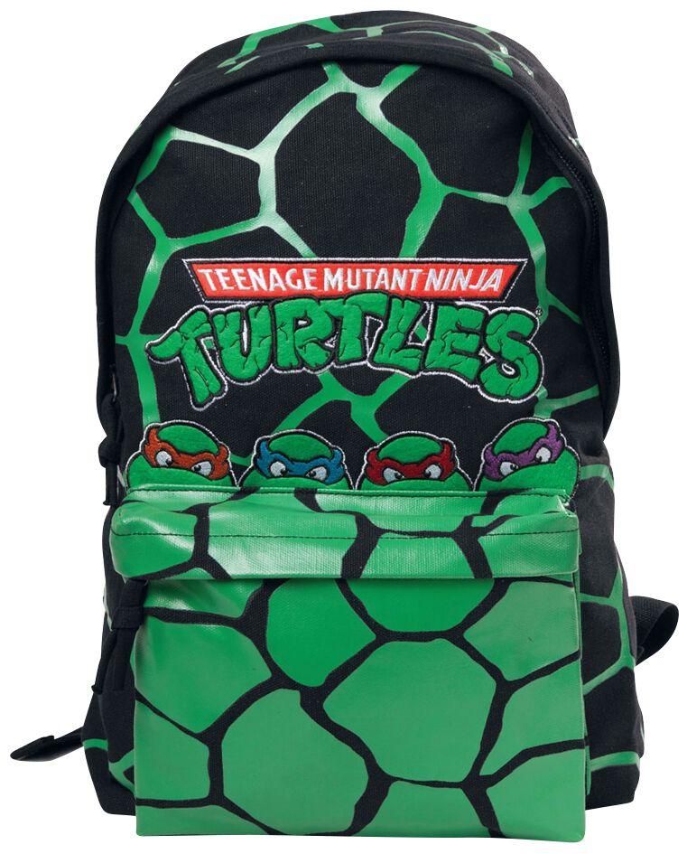 Merch dla Fanów - Torby i Plecaki - Plecak Teenage Mutant Ninja Turtles Retro Backpack Plecak standard - 357713