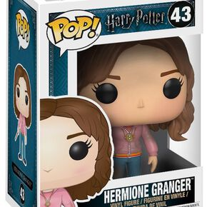 Figurine Pop! Hermione avec Retourneur de Temps Harry Potter