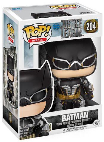 Image of   Justice League Batman Vinyl Figure 204 Samlefigur Standard