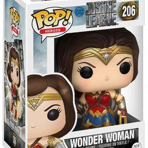 Figurine Funko Pop! Justice League Wonder Woman