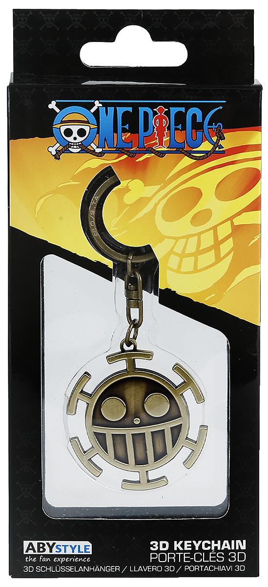One Piece - Trafalgar Law 3D - Schlüsselanhänger - multicolor