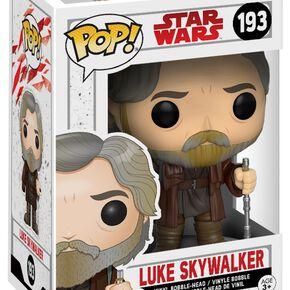 Figurine Pop! Luke Skywalker Star Wars : Les Derniers Jedi