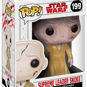 Figurine Pop! Supreme Leader Snoke Star Wars : Les Derniers Jedi