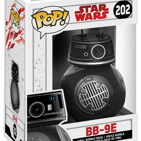 Figurine Pop! BB-9E Star Wars : Les Derniers Jedi