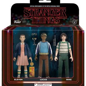 Stranger Things Action Figures - Set 1 Figurine articulée Standard