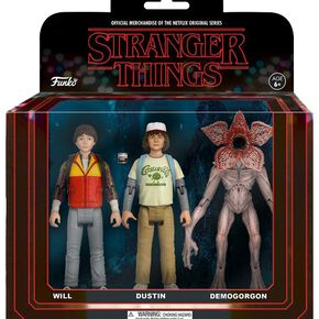 Stranger Things Action Figures - Set 2 Figurine articulée Standard