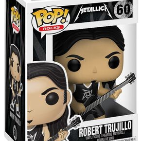 Figurine Pop! Robert Trujillo Metallica