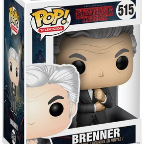 Figurine Pop! Brenner Stranger Things