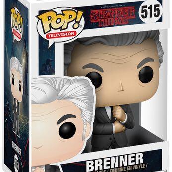 Figurine Pop! Brenner Stranger Things