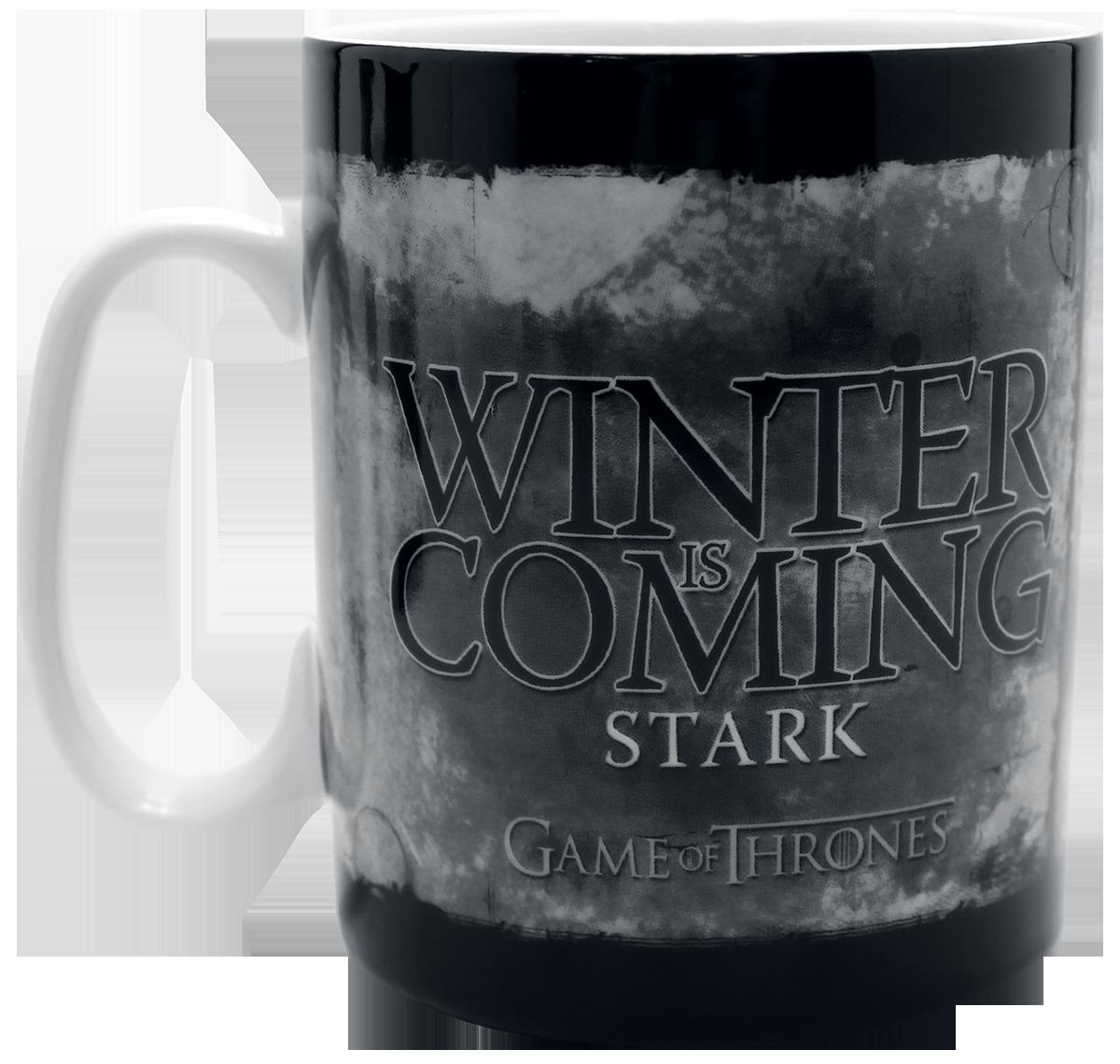 Image of Game Of Thrones Stark - Geschenkbox Fanpaket Mehrfarbig