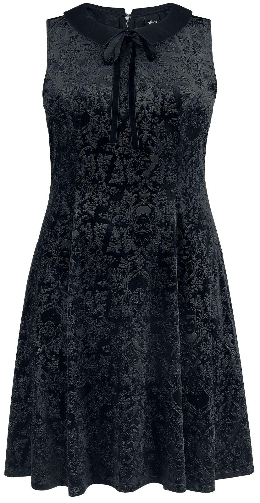 Merch dla Fanów - Sukienki - Sukienka Disney Villains Damask Sukienka czarny - 358056
