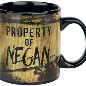 The Walking Dead Property Of Negan Mug multicolore