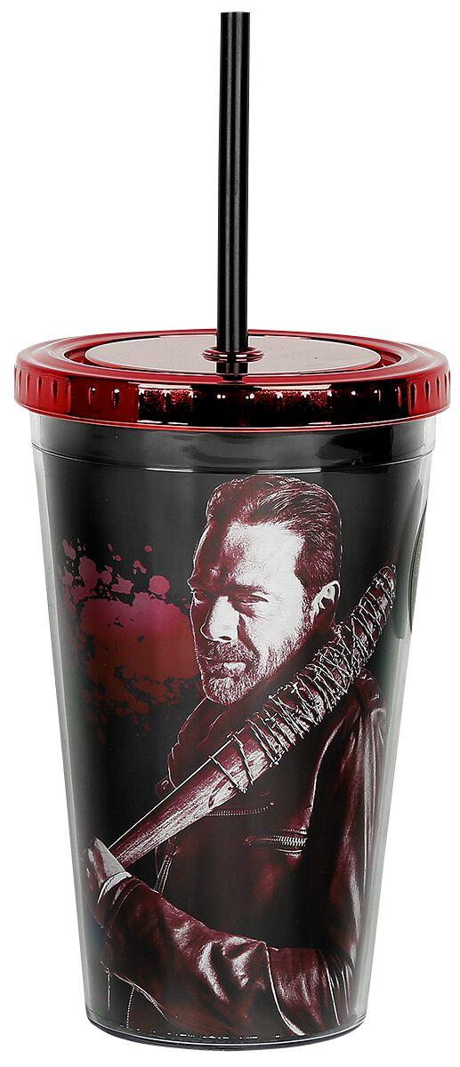 Image of   The Walking Dead Negan - I warned you Kop multifarvet