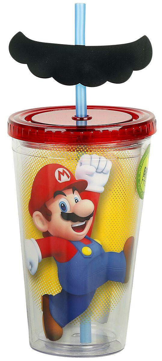 Image of   Super Mario Super Mario Kop multifarvet