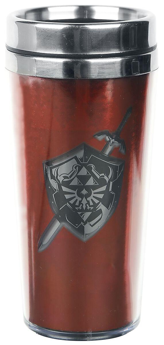 Image of   The Legend Of Zelda Logos Kaffekop multifarvet