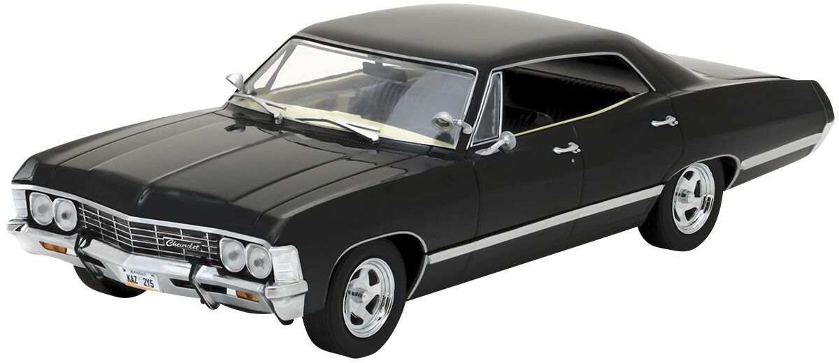 Image of   Supernatural Automodell - 1967 Chevrolet Impala Sport Sedan Model Standard