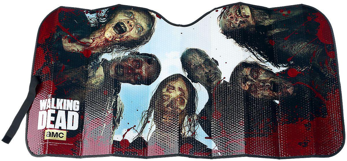 The Walking Dead Zombies - Sonnenblende Auto-De...