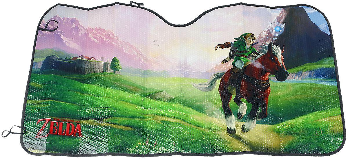 Image of   The Legend Of Zelda Link - Solskærm Bildekoration multifarvet