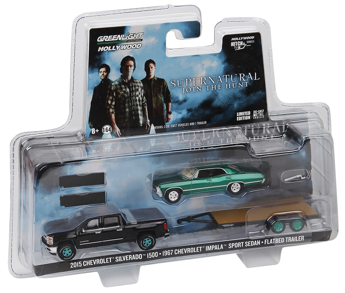 Supernatural 2015 Chevrolet Silverado mit 1967 ...