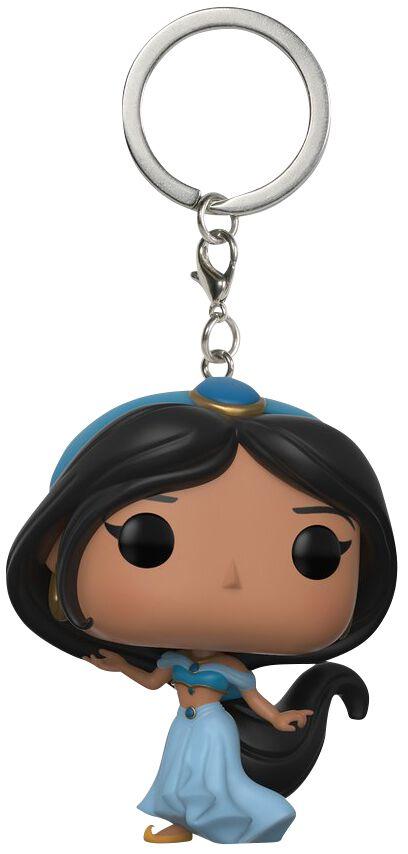 Merch dla Fanów - Breloczki do kluczy - Breloczek do kluczy Aladyn Jasmine Breloczek do kluczy standard - 358462