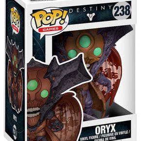 Figurine Funko Pop! Destiny Oryx