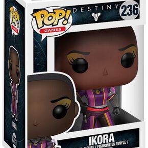 Figurine Funko Pop! Destiny Ikora