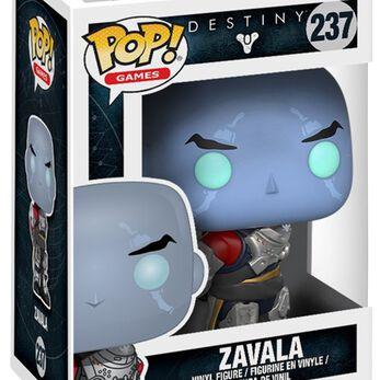 Figurine Funko Pop! Destiny Zavala